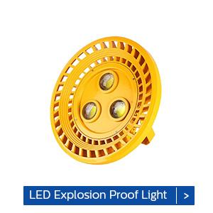 led explosion proof light