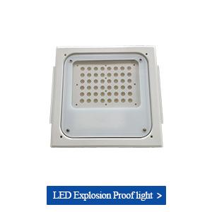 LED gas station light