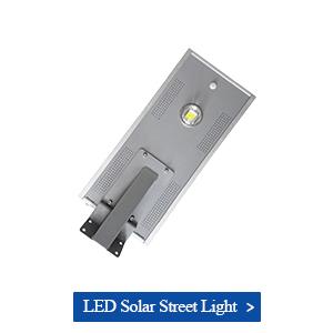 solar led street