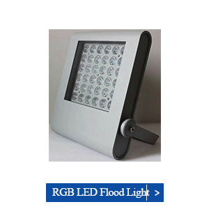Colour Changing Surface Mounted RGB LED Flood Light No RF Interference