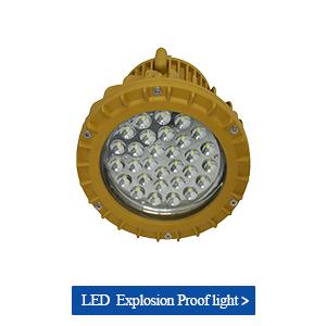 explosion proof light