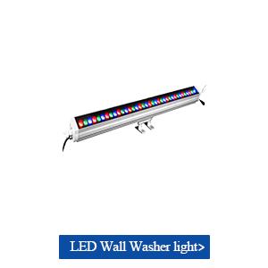 led wall washer light